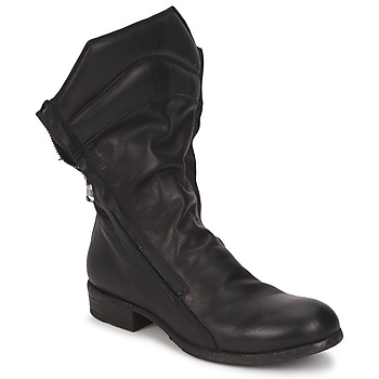 Shoes Women Mid boots Strategia FIOULI Black