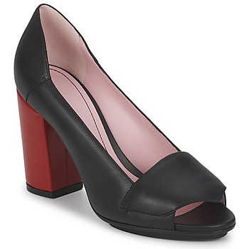 Shoes Women Court shoes Sonia Rykiel 657940 Black / Red
