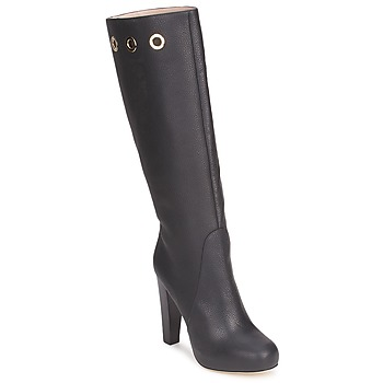 Shoes Women Boots Escada EUDOXIE Black