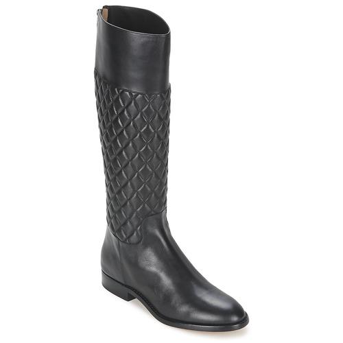 Shoes Women Boots Michael Kors MINA Black