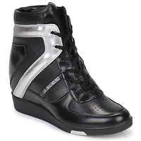 Shoes Women High top trainers Bikkembergs JODIE 2  black