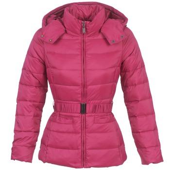 material Women Duffel coats Benetton FRIBOURGA Pink