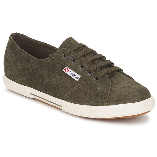 Shoes Low top trainers Superga 2950 Army