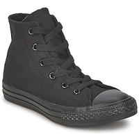 Shoes Children High top trainers Converse CHUCK TAYLOR ALL STAR MONO HI Black