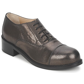 Shoes Women Derby shoes Kallisté 5670 BRONZE