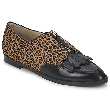 Shoes Women Derby shoes Etro EBE Black / Beige
