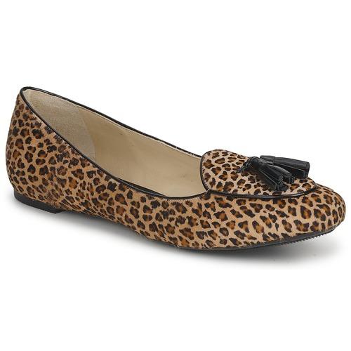 Shoes Women Ballerinas Etro EDDA Black / Brown / Beige