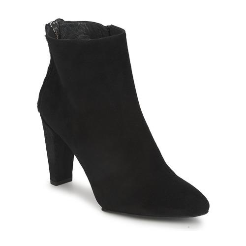 Shoes Women Mid boots Stuart Weitzman ZIPMEUP Black