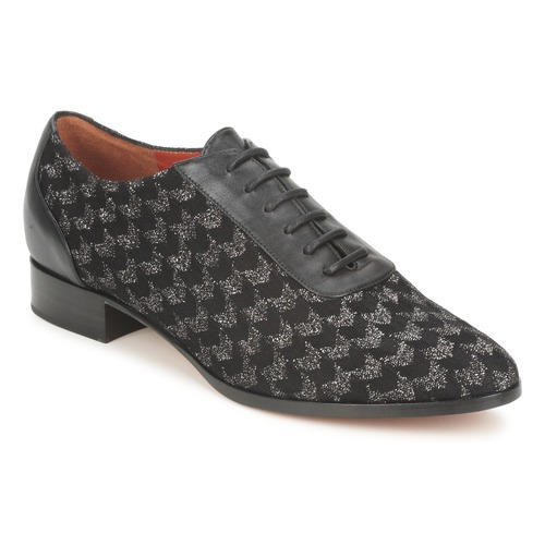 Shoes Women Brogue shoes Missoni WM075 Black