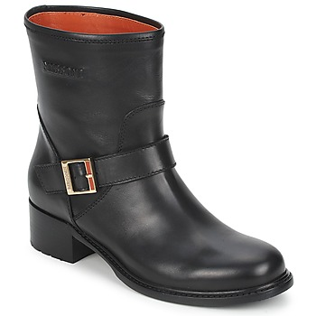 Shoes Women Mid boots Missoni WM028 Black