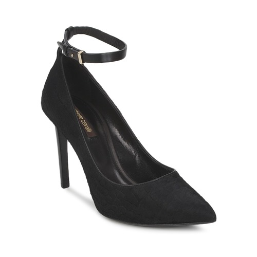 Shoes Women Court shoes Roberto Cavalli WDS232 Black