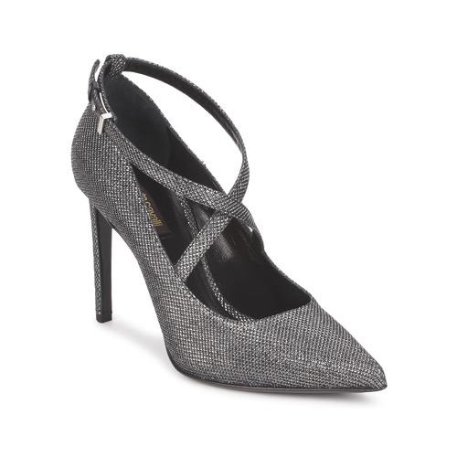 Shoes Women Court shoes Roberto Cavalli WDS234 Grey