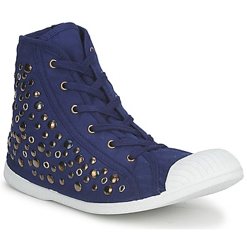 Shoes Women High top trainers Wati B BEVERLY Marine
