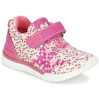 Shoes Girl Low top trainers Agatha Ruiz de la Prada ADENOR Pink