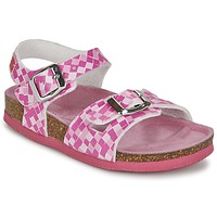 Shoes Girl Sandals Agatha Ruiz de la Prada ANNA Fuschia