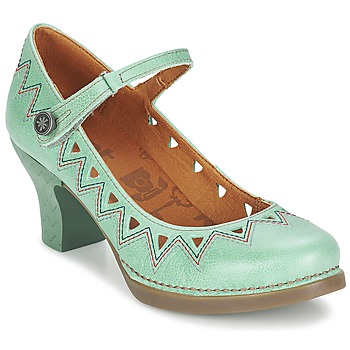 Shoes Women Court shoes Art HARLEM 943 Turquoise