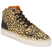Shoes Women High top trainers Creative Recreation W CESARIO XVI M Leopard