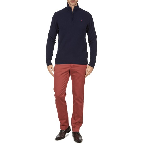 material Men chinos Hackett STRETCH TWILL CHINO Pink