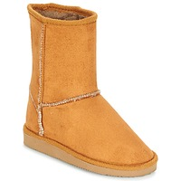 Shoes Children Boots Citrouille et Compagnie ZOONO Beige