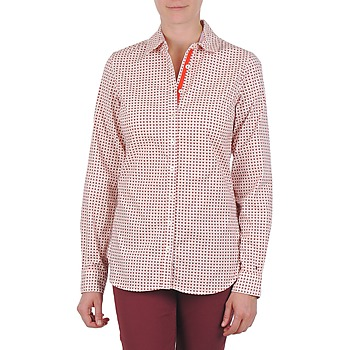 material Women Shirts Tommy Hilfiger CARYN Orange