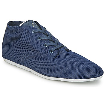 Shoes High top trainers Eleven Paris BASIC MATERIALS Marine