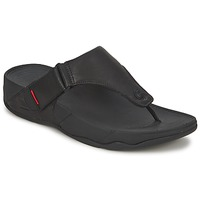 Shoes Men Flip flops FitFlop TRAKK II Black