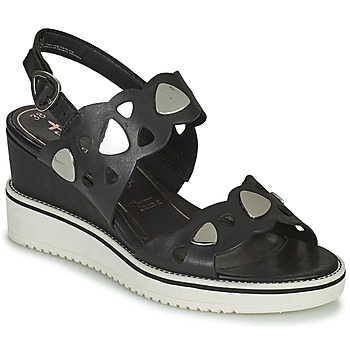 Shoes Women Sandals Tamaris MAGDA Black
