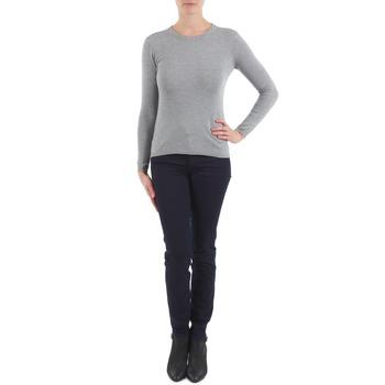 material Women slim jeans 7 for all Mankind GUMMY Black