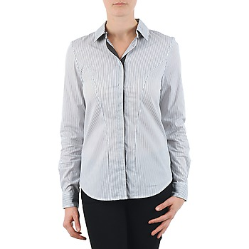 material Women Shirts La City OCHEMBLEU Grey