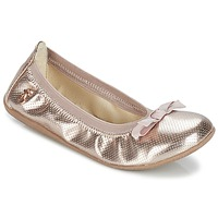 Shoes Girl Ballerinas Le Temps des Cerises LILOU GOLD