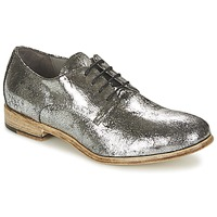 Shoes Women Mid boots Now SMOGY Silver