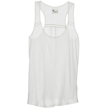 material Women Tops / Sleeveless T-shirts Stella Forest ADE005 White