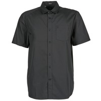 material Men short-sleeved shirts Volcom EVRETT SOLID SS Black