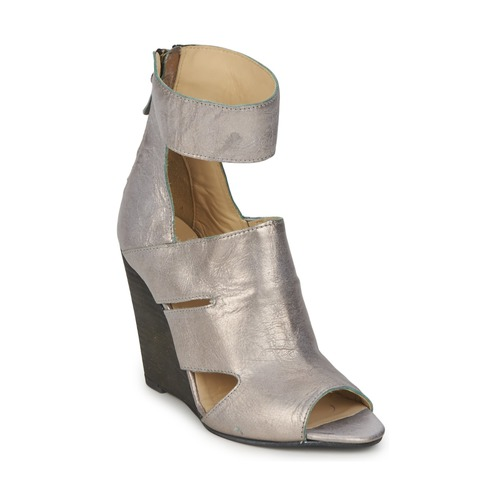 Shoes Women Sandals Dkode THETIS Grey / Pearl