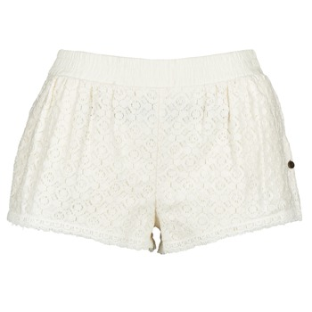 material Women Shorts / Bermudas Element BROSS ECRU