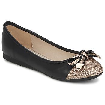 Shoes Women Ballerinas Moony Mood DAK Black