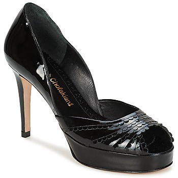 Shoes Women Court shoes Sarah Chofakian CAFE Black