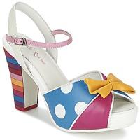 Shoes Women Sandals Lola Ramona ANGIE P Multicoloured