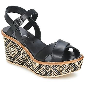 Shoes Women Sandals Stéphane Kelian BELLA 7 Black