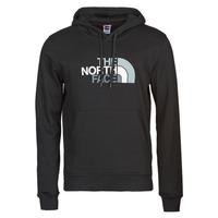 material Men sweatpants The North Face DREW PEAK PULLOVER HOODIE Black