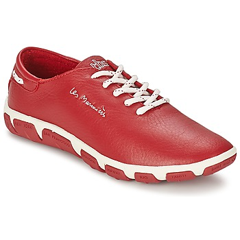 Shoes Women Low top trainers TBS JAZARU Red