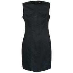 material Women Short Dresses Diesel D-SIRY Black