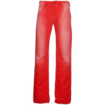 material Men straight jeans Diesel SAFADO Red
