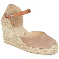 Shoes Women Sandals Unisa CACERES BEIGE