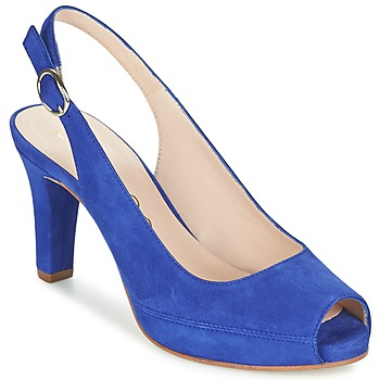 Shoes Women Sandals Unisa NICK Blue