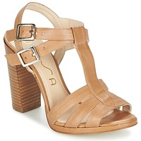 Shoes Women Sandals Unisa YUM BEIGE