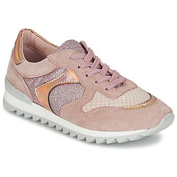Shoes Women Low top trainers Unisa DALTON Pink