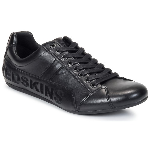 Shoes Men Low top trainers Redskins TONIKO Black