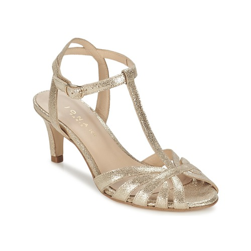 Shoes Women Sandals Jonak DOLIATE Platinum
