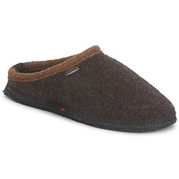 Shoes Men Slippers Giesswein DANNHEIM Brown
